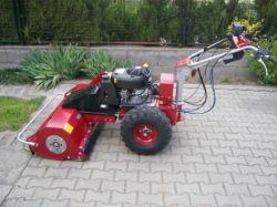 DAKR Csehorsz�g Panter 500 professzion�lis egytengelyes kistraktor szuper �ron !!!