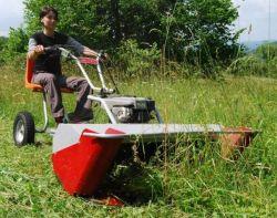 DAKR Cseh gyártmányú Dakr Panter FD-2 Hydro egytengelyes traktor