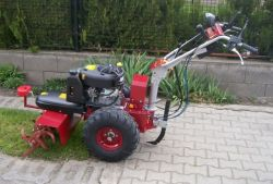 DAKR Panter 500 professzionális egytengelyes kistraktor szuper áron !!!