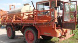 Növényvédő gépek new holland Őnjáro permetező 3000,literes 21,kerettel