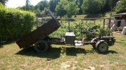 Traktorok Aebi AM30