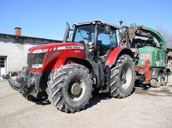 Traktorok Massey Ferguson 8670 Dyna VT Excellence