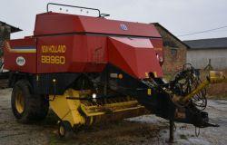Szálastakarmány New Holland 960 BB