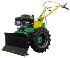 STAUFČÍK MKS-60 nagy teljesítményű rotációs kapa - egytengelyes traktor